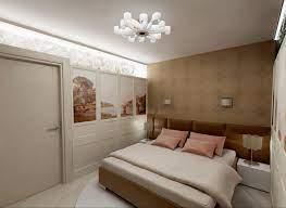 Спальня без окна - как функционально оформить необычный интерьер?